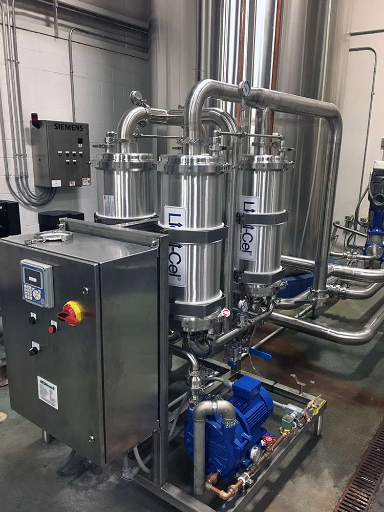 QFT Beverage Industry Filtration